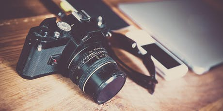 Photography Basics with Launceston Photographer Scott Gelston @ Launceston Library tickets