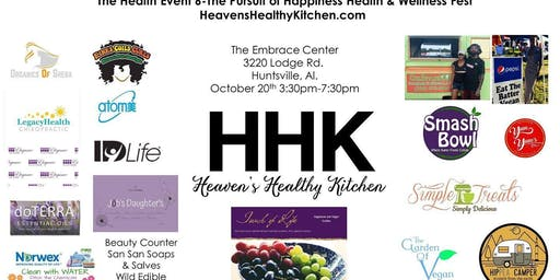 The Pursuit of Happiness Health & Wellness Fest