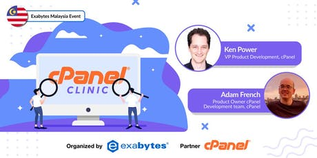 cPanel Clinic (Penang Station) tickets