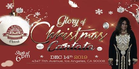 Glory of Christmas Cantana tickets