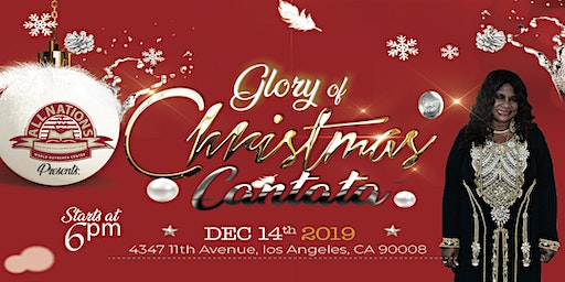 Glory of Christmas Cantana