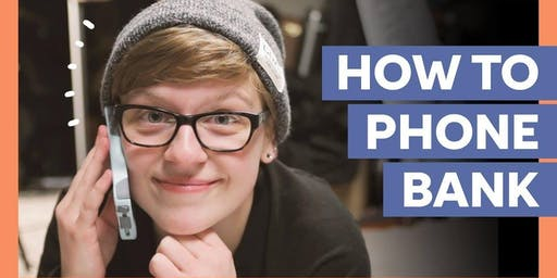Learn How to Phone Bank for Bernie
