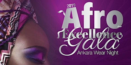 Afro Excellence Gala 2019 tickets