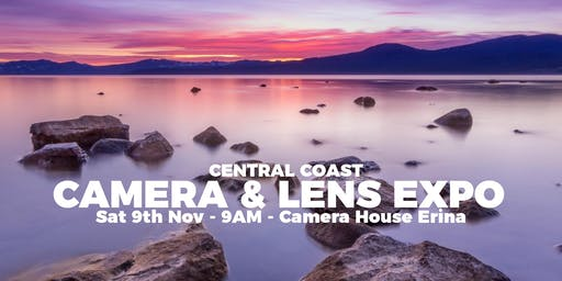 Central Coast Camera & Lens Expo - John Ralph's Camera House