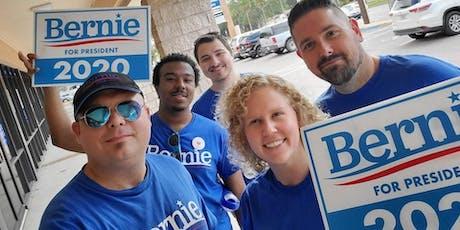 Westside Door to Door Canvass for Bernie tickets