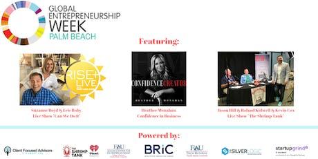 Entrepreneurs in Paradise Celebrating Global Entrepreneurship Week tickets