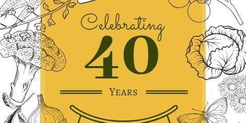 Hunter Organic Growers Society 40th Birthday Celebration