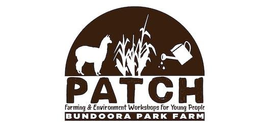 PATCH: Farming & Environment Workshop Term 4 2019