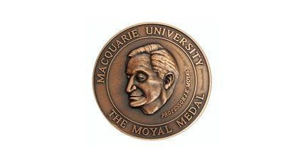 2019 Moyal Medal Presentation and Lecture
