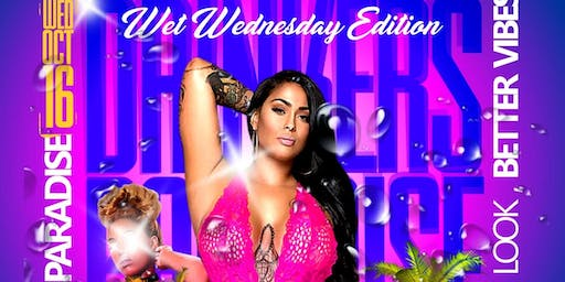 WET WEDNESDAY! FREE ENTRY, FREE WINGS ANY FLAVOR TIL 11:30