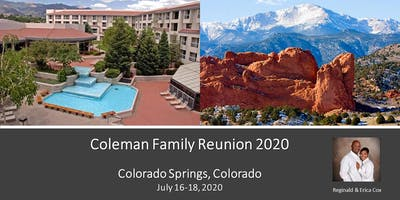 Coleman Family Reunion 2020
