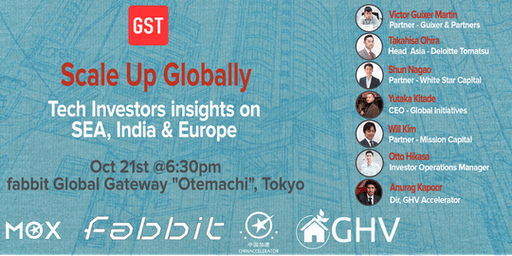 Scale Up Globally: Growing a Tech Company Beyond Japan