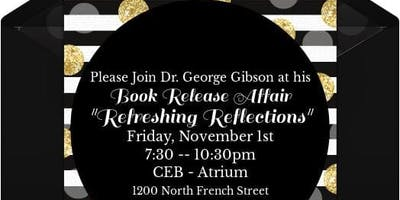 Dr. George Gibson Book Release Affair