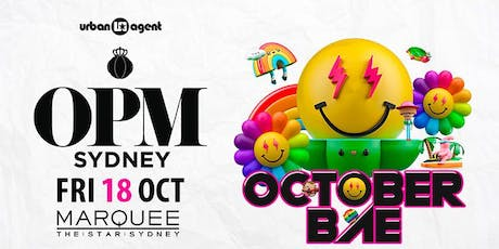 OPM October Babies 18 Oct tickets