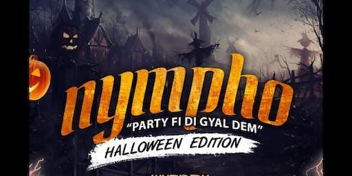 Nympho Halloween Edition
