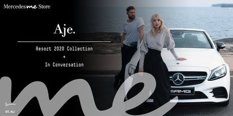 Mercedes me x Fashion - Aje. tickets