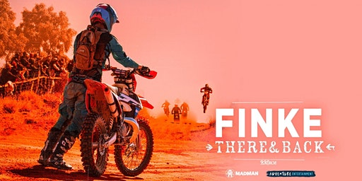 FINKE: There and Back - Melbourne, presented by Harley-Davidson