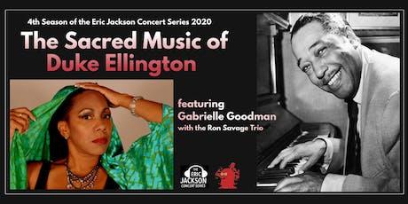 The Sacred Music of Duke Ellington tickets