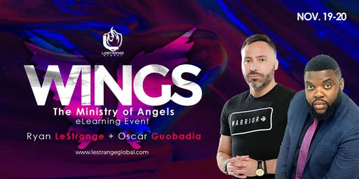 Wings: The Ministry of Angels eLearning Event