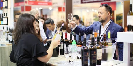 Hong Kong International Wine and Spirits Fair 2019 tickets