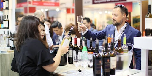 Hong Kong International Wine and Spirits Fair 2019