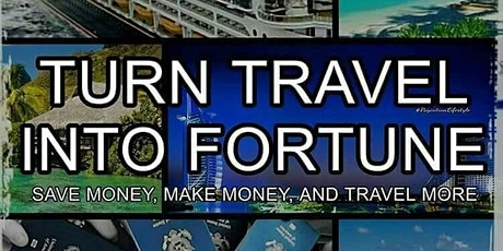 Have fun earning income! Host: K Williams tickets