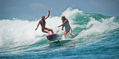 Surfing Meetup tickets