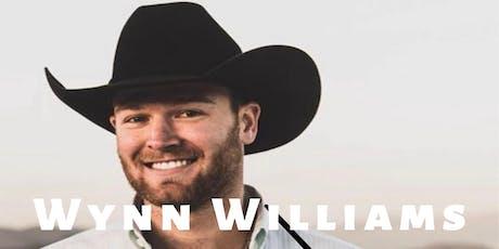 Wynn Williams tickets