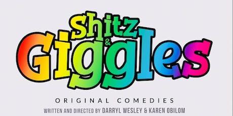 Shitz & Giggles (Encore) tickets