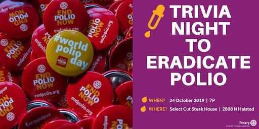 World Polio Day 2019   Trivia Night