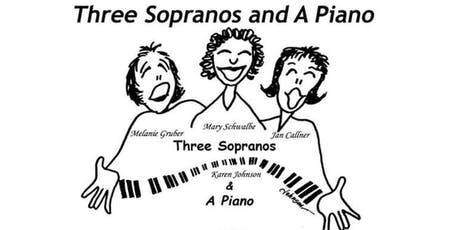 Three Sopranos and a Piano, Lyra, Cambria Vocal Ensemble tickets