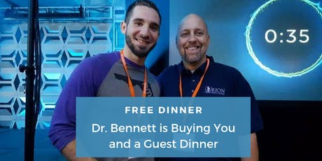 Pain Free Naturally | FREE Dinner Event with Dr. Chris Bennett, DC tickets
