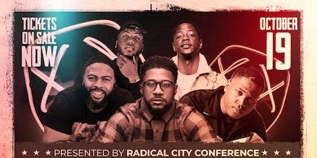 RADCON LIVE tickets