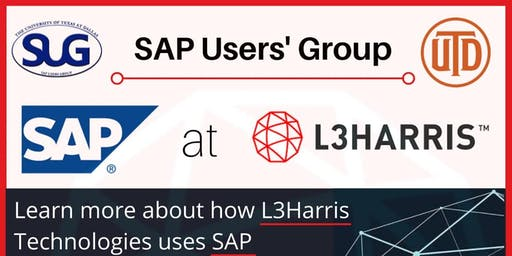 SAP AT L3 HARRIS TECHNOLOGIES