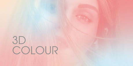 3D COLOUR with Kitty Colourist 2020 - VIC tickets