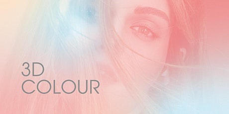 3D COLOUR with Kitty Colourist 2020 - NSW tickets