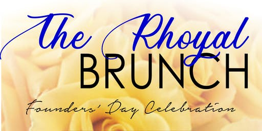 The Rhoyal Brunch: Founders Day Celebration