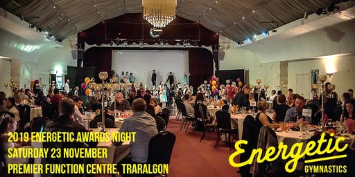 2019 Energetic Awards Night