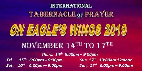 ON EAGLE'S WINGS CONFERENCE tickets