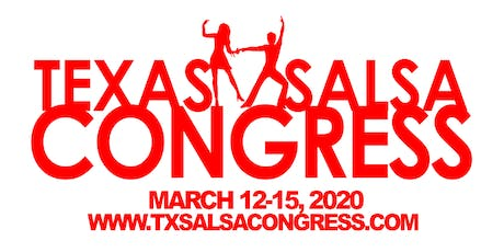 """Sweet 16""  Flash Sale: Texas Salsa Congress 16th Year Anniversary tickets"