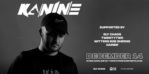 Kanine (UK) — Auckland (SOLD OUT)