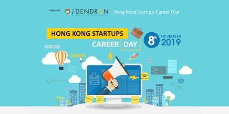 Hong Kong Startups Career Day tickets