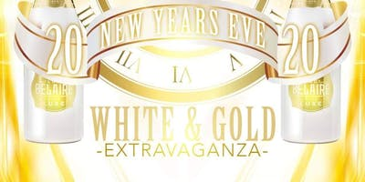 White & Gold New Years Eve Extravaganza 2020