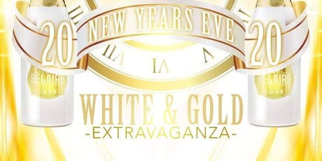 White & Gold New Years Eve Extravaganza 2020 tickets