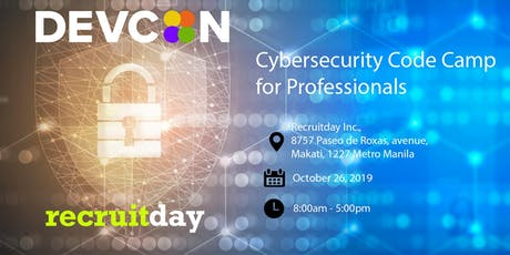 Cybersecurity Code Camp for Professionals tickets