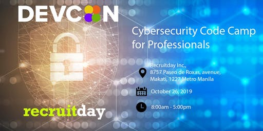 Cybersecurity Code Camp for Professionals