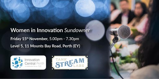 Women in Innovation Sundowner