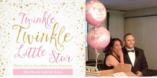 Martha & Gabriel's Baby Shower: Twinkle Twinkle Little Star