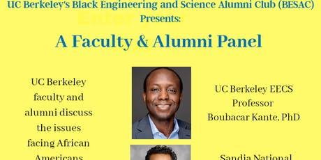 BESAC Presents: A Faculty and Alumni Panel tickets