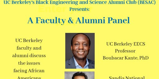 BESAC Presents: A Faculty and Alumni Panel